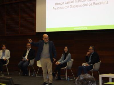 Irisigarritasun Unibertsala_Ramon Lamiel