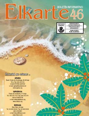 Nuevo número de la revista Elkarte