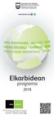 Programa Elkarbidean 2018. elkartu organiza viajes para personas con discapacidad